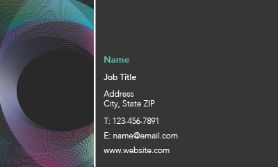 Picture of Media Business Card 3
