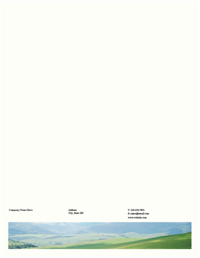 Picture of Agriculture Letterhead 2