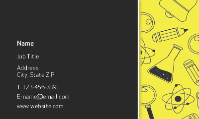 Picture of Education Business Card 4