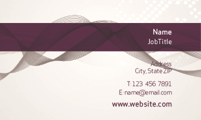 Picture of Education Business Card 7