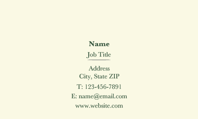 Picture of Law Business Card 3