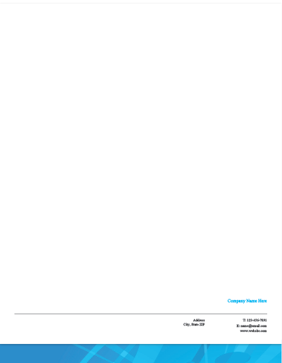 Picture of Business Services Letterhead 2