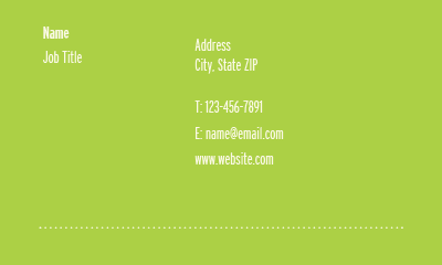 Picture of Real Estate Business Card 1