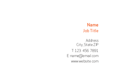 Picture of Automotive Business Card 6