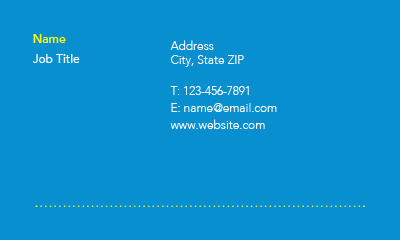 Picture of Transport Business Card 1