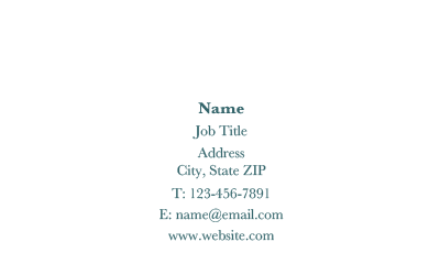 Picture of Automotive Business Card 3