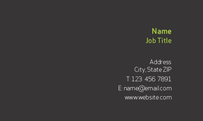 Picture of Recruitment Business Card 2