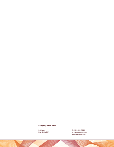 Picture of Business Services Letterhead 3