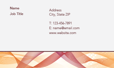 Picture of Business Services Business Card 3