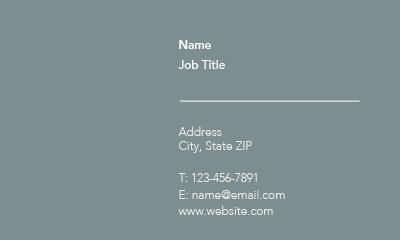 Picture of Business Services Business Card 4