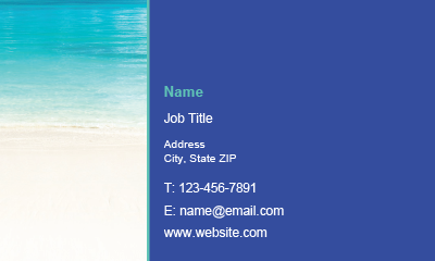Picture of Travel Business Card 4