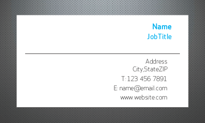 Picture of Automotive Business Card 7