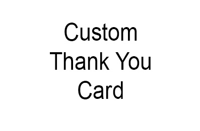 Picture of Custom Thank You