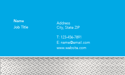 Picture of Construction & Trade Business Card 2