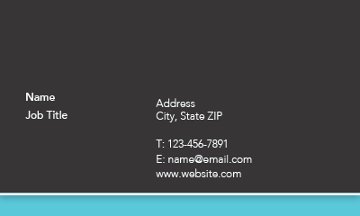Picture of Services Business Card 1